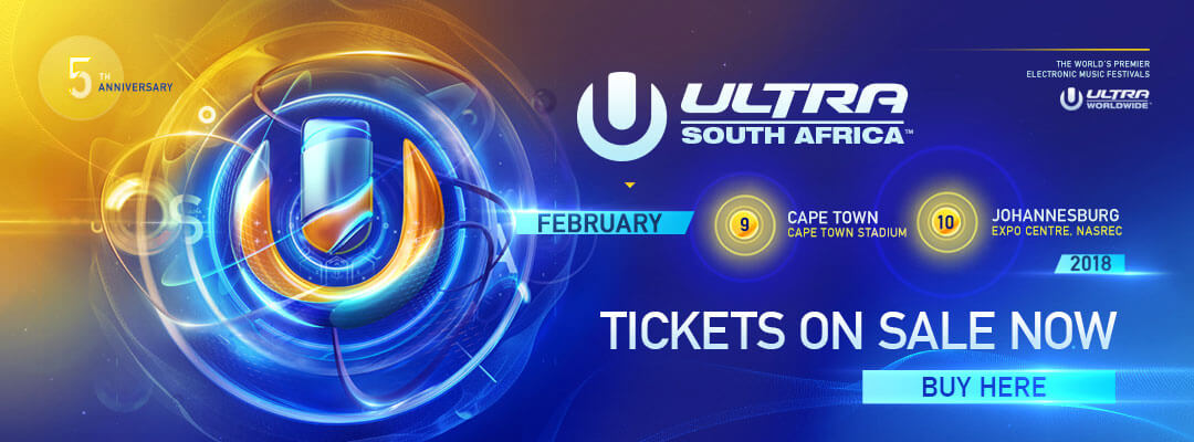 Ultra South Africa - Feb 9, 10 2018